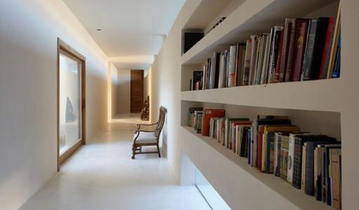 bibliotecas y espacios de lectura